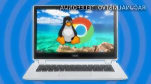 Chrome OS in Linux postajata vse bolj povezana.