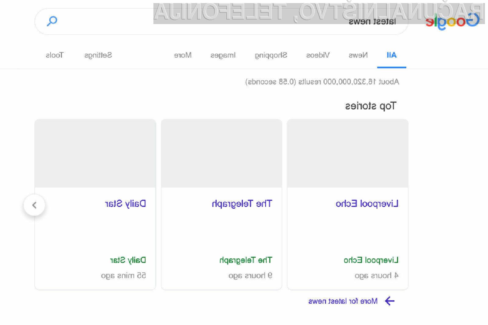 Google je dal Evropski uniji jasno vedeti, da se ne strinja z njihovo direktivo o varstvu avtorskih pravic na spletu.