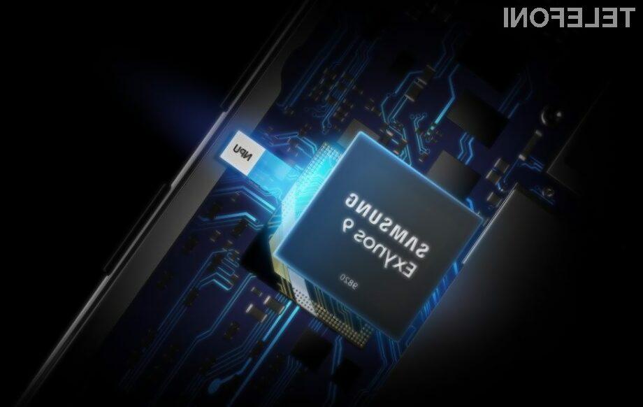 Procesor Samsung Exynos 9820 bo znatno povečal zmogljivost mobilnih naprav.
