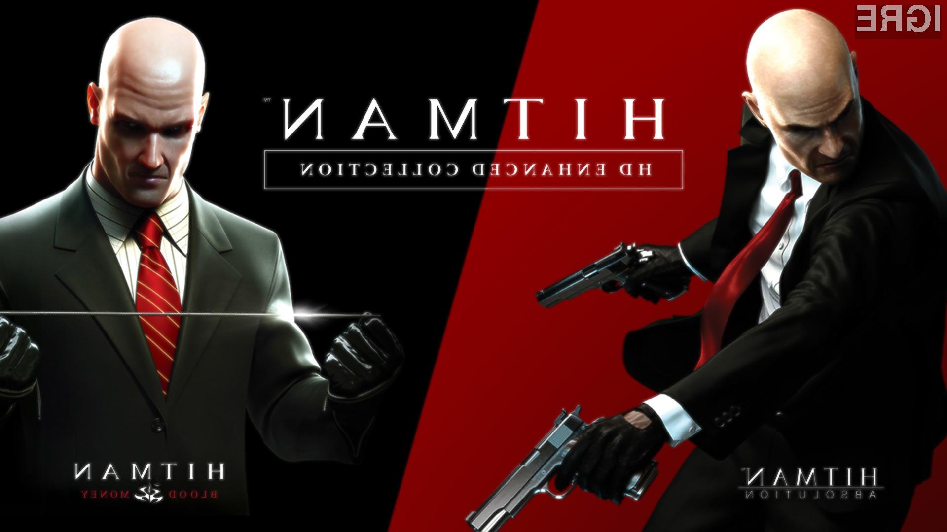 Zbirka vsebuje dve izboljšani Hitman klasiki.
