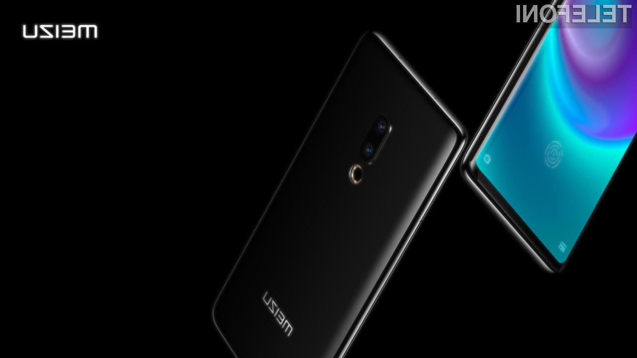 Meizu Zero je prvi telefon na svetu, ki nima gumbov, priključkov ali vmesnikov.