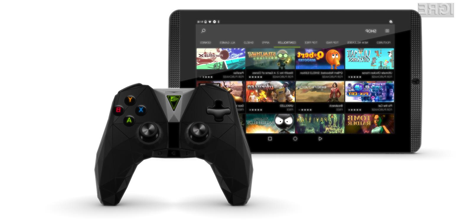 Verizon je preizkuševalce storitve opremil s konzolo Nvidia Shield.
