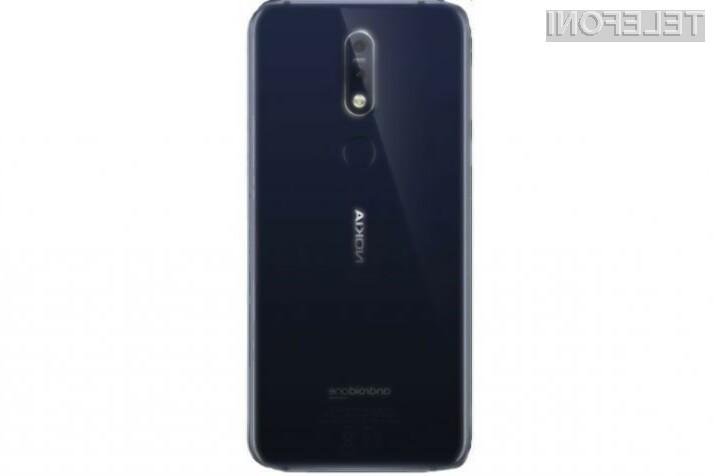 Telefon srednjega cenovnega razreda Nokia 6 (2019) naj bi bil cenovno nadvse dostopen.