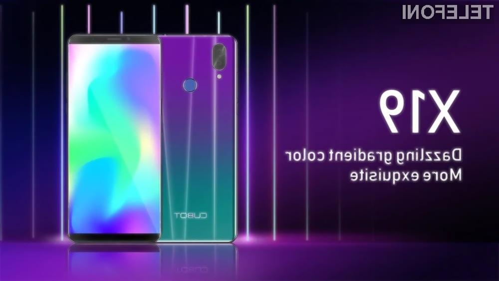 CUBOT X19 4G Phablet
