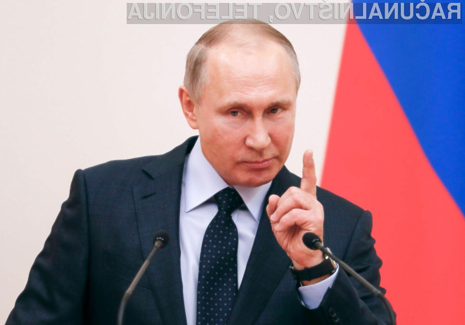 Rusija vojakom prepovedala uporabo pametnih telefonov