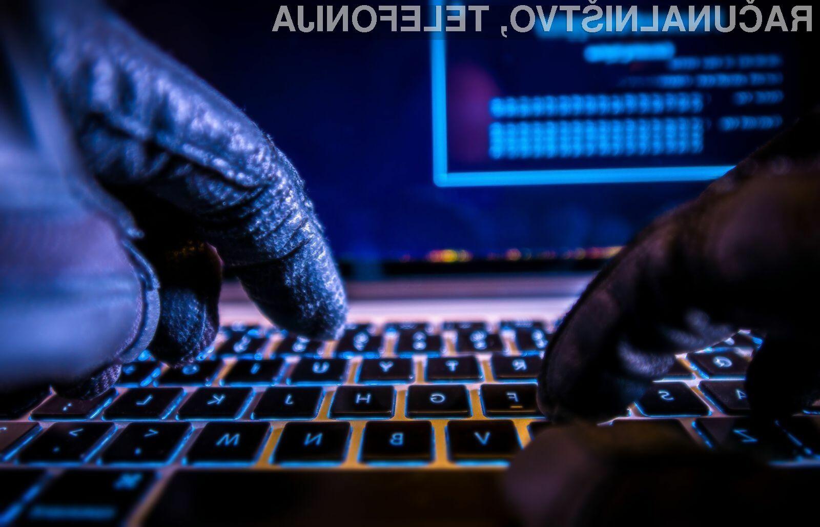 Ukradeni podatki so na temnem spletu vredni bolj kot ne zelo malo.