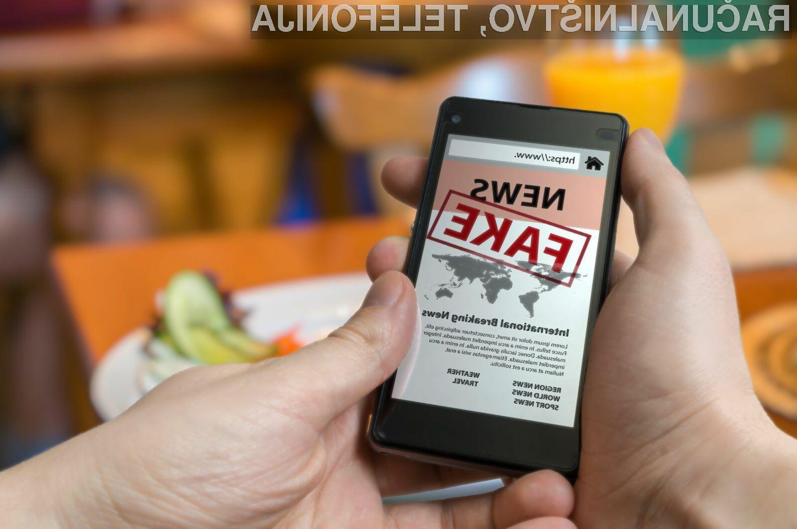 Vsem novicam enostavno ne gre slepo verjeti!