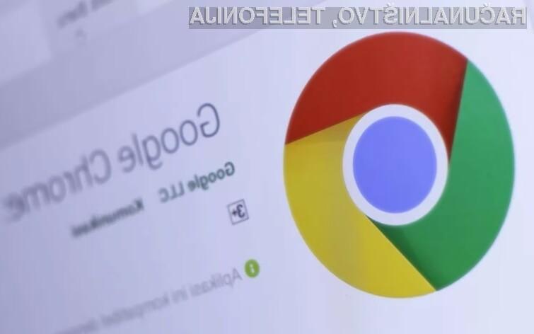 Koronavirus je upočasnil celo razvoj spletnega brskalnika Chrome.