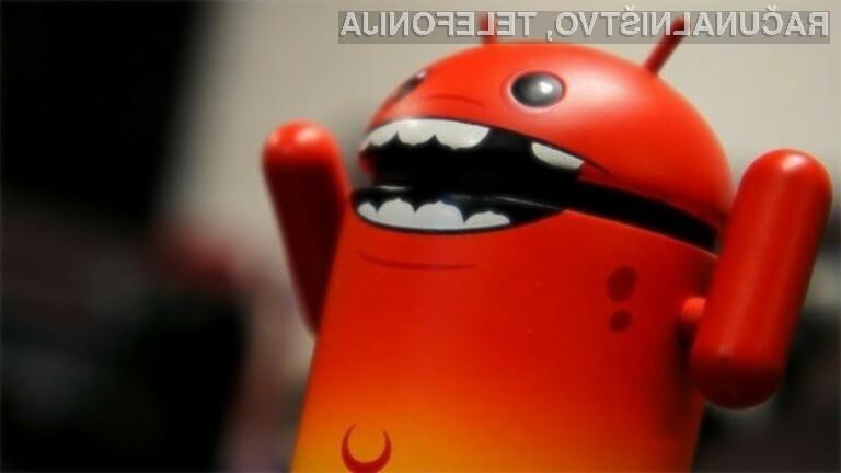 Kako Google varuje naše naprave Android pred okužbo z zlonamernimi kodami?
