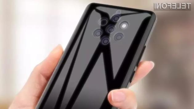Pametni mobilni telefon Nokia 9 PureView bo namenjen najzahtevnejšim ljubiteljem digitalne fotografije.