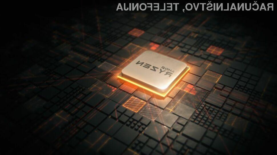 Podjetje AMD naj bi 7-nm procesorje ponudilo v prodajo že julija letos.
