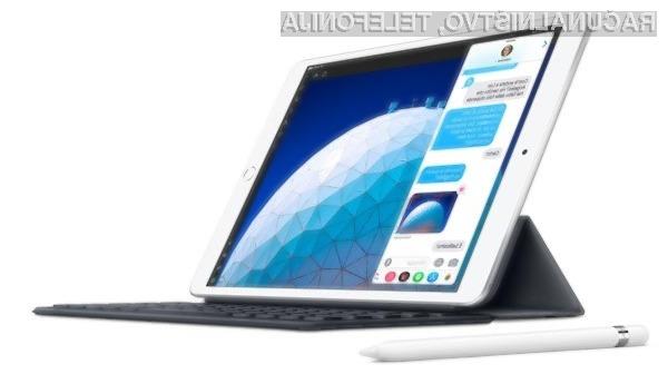 Nova tablična računalnika Apple iPad Air 10,5 in iPad Mini 5 prinašata izboljšave predvsem po strojni plati.