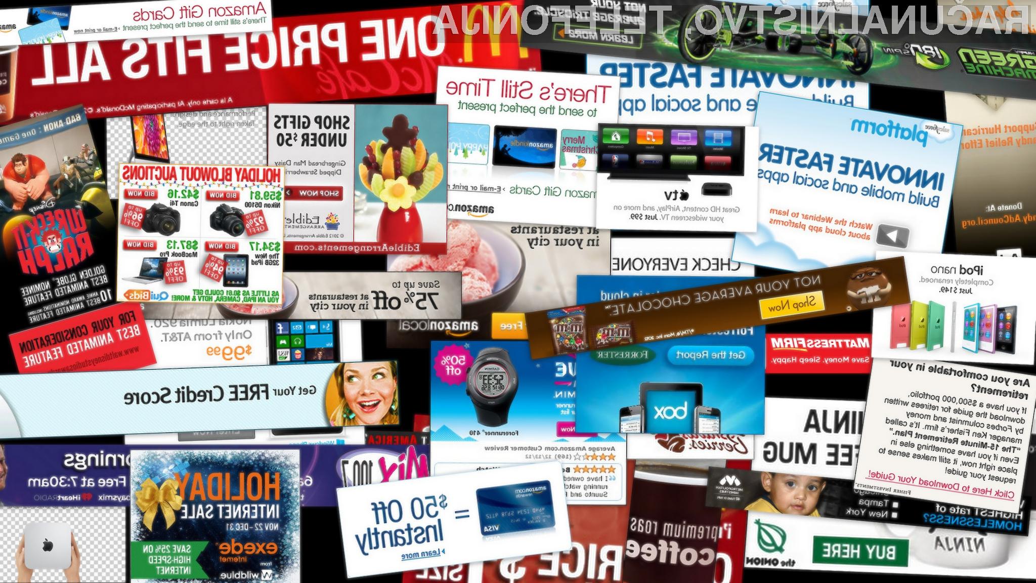 Kako vas podjetja prisilijo v registracijo, nakup ...