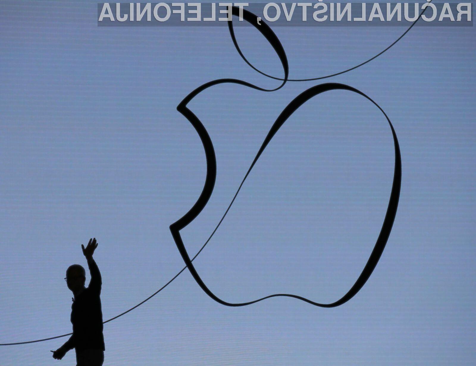 Podjetju Apple v zadnjem času močno primanjkuje novih idej na področju mobilne telefonije.