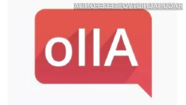 Klavrni konec za Google Allo