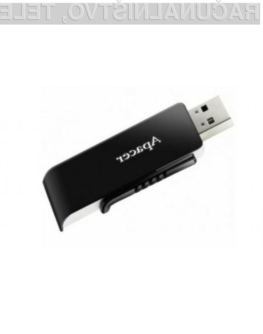 USB ključ Apacer AH350 128 GB 3.1