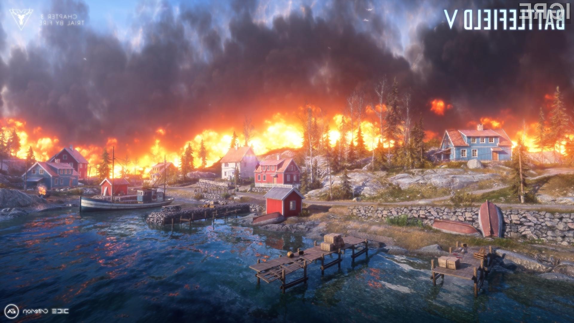 Firestorm prinaša daleč največje bojišče, kar smo jih kdaj videli v seriji Battlefield.
