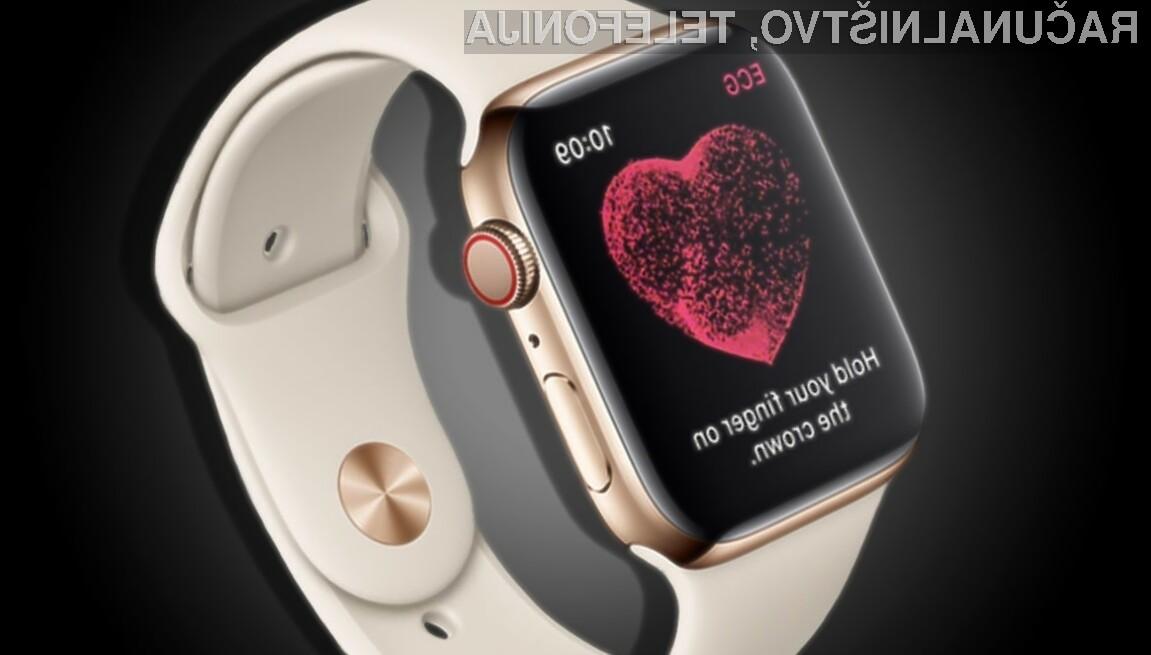 Telekom Slovenije je že pripravljen na pričetek prodaje pametne ročne ure Apple Watch.