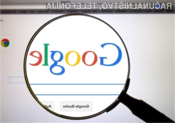 Evropska komisija Googlu naložila novo kazen. Preverite koliko!