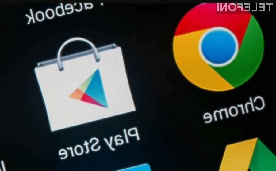 Okužene mobilne aplikacije so bile iz spletnega portala Google Play prenesene več kot 150 milijonov krat.