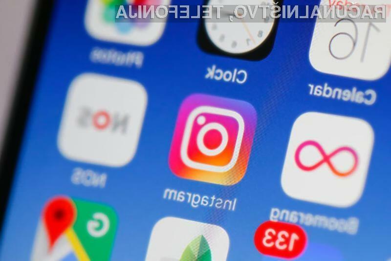 Funkcionalnost Instagram Checkout uporabnikom omogoča neposredno plačevanje blaga in storitev.