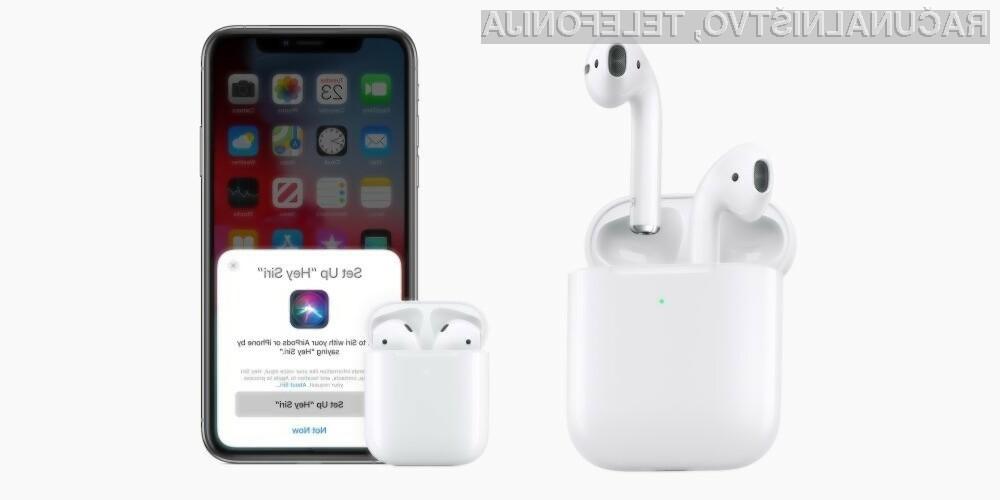 Prenovljene brezžične slušalke Airpods prinašajo kar nekaj zanimivih in uporabnih novosti.