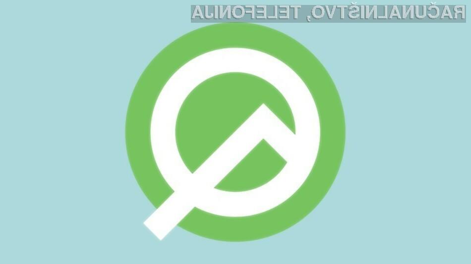 Novi Android Q z zanimivo možnostjo deljenja gesla domačega omrežja Wi-Fi