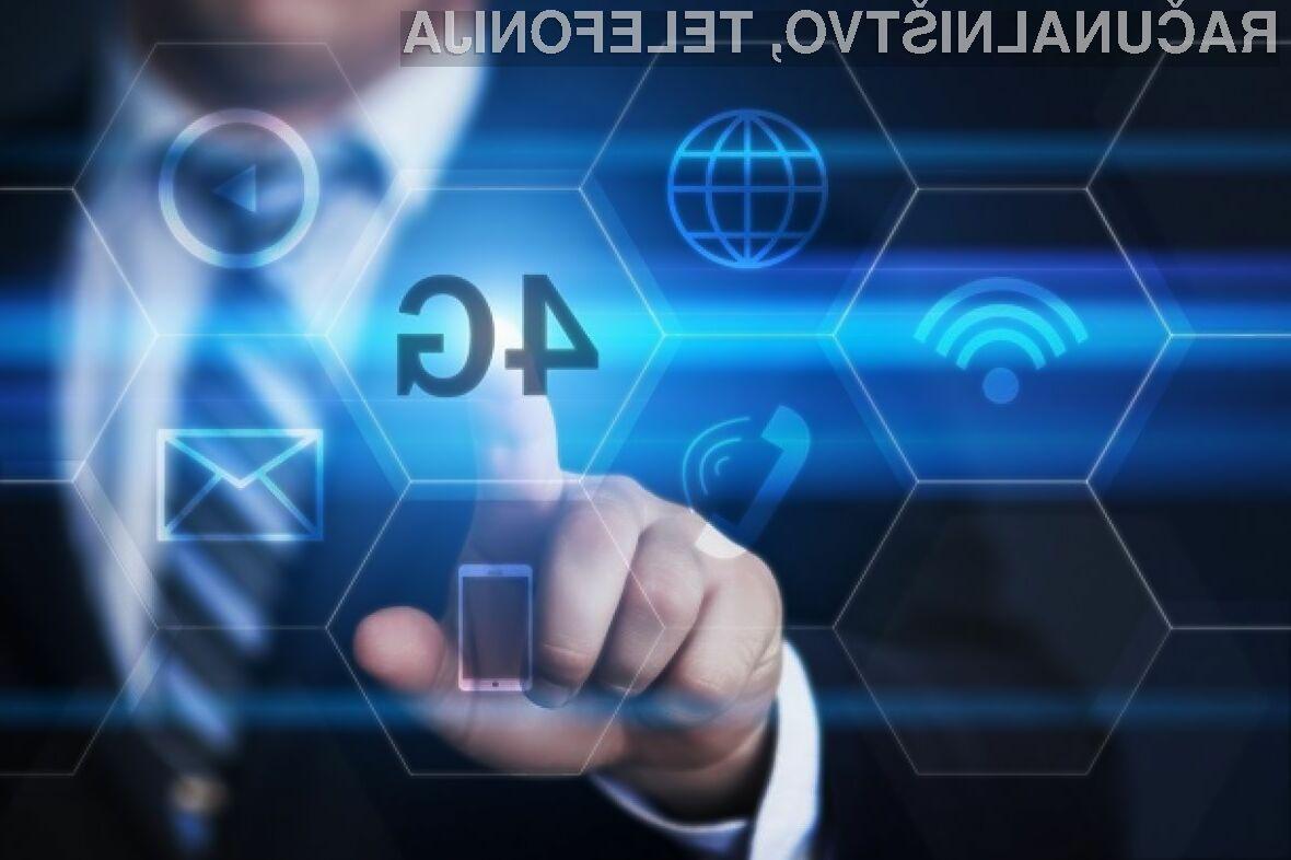 Mobilno omrežje 4G bo kmalu na voljo še v Bosni in Hercegovini.