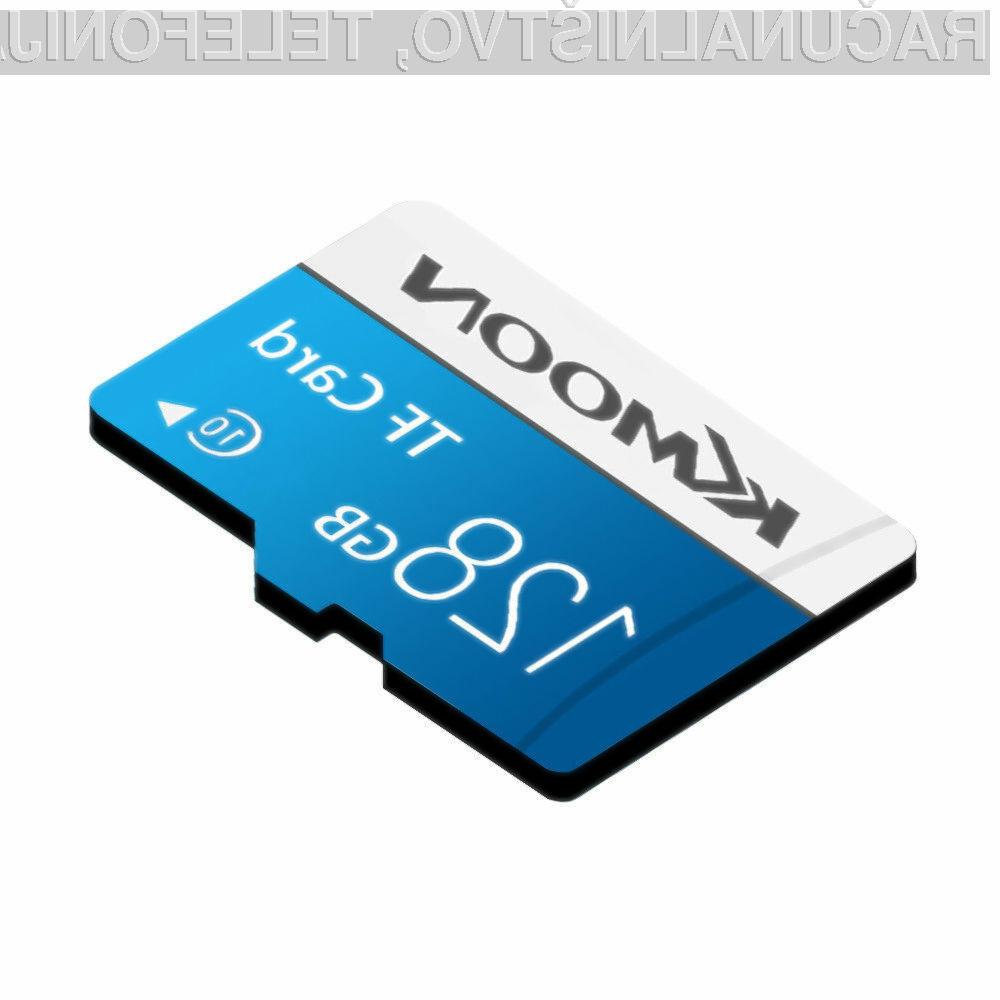 128 GB micro SD kartica za slabih 15 evrov!