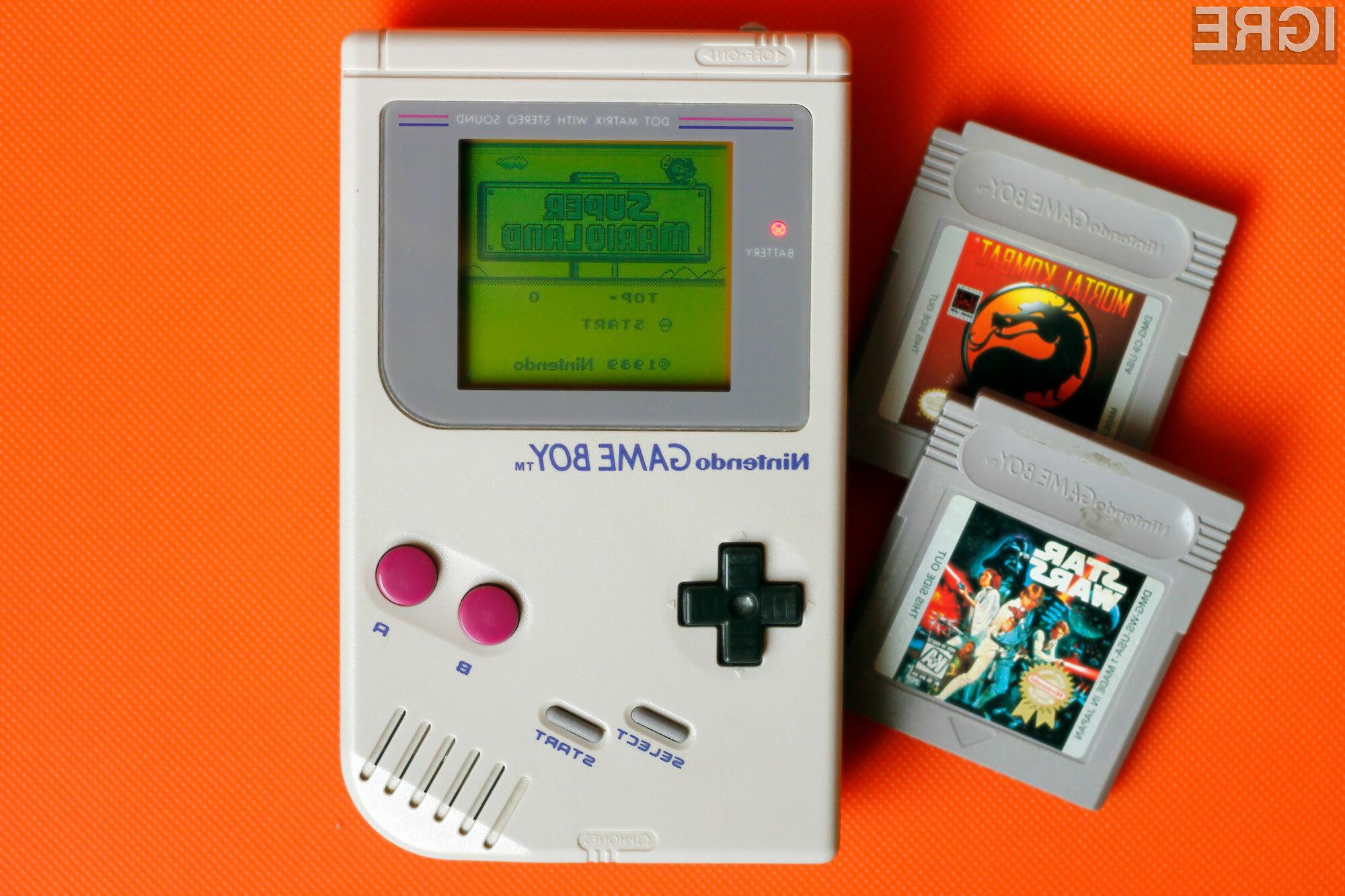 Tri desetletja za legendarni Nintendo Game Boy