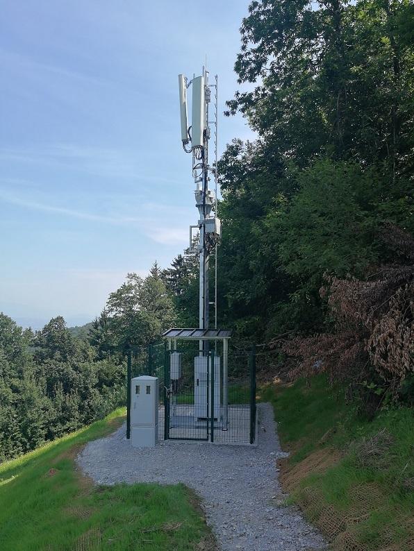 Tri nove bazne postaje na področju Koroške prinašajo 4G omrežje.
