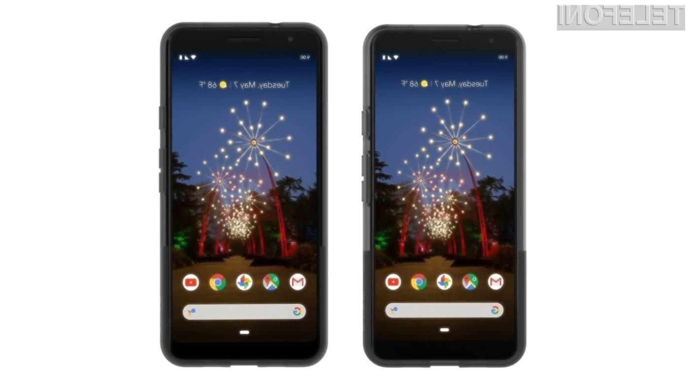Cenejša telefona družine Google Pixel 3 bosta uradno predstavljena 7. maja.