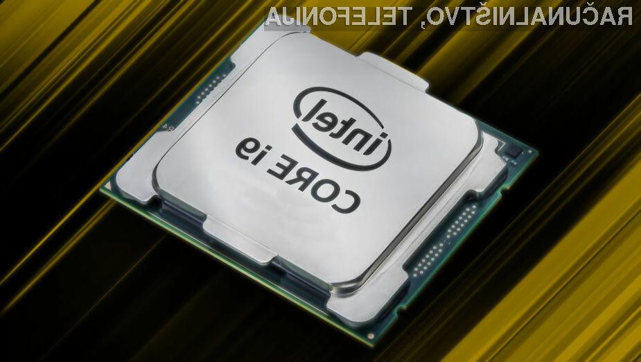 Za novi procesor Intel Core i9-9990XE je treba v Evropi odštet kar 3000 evrov.