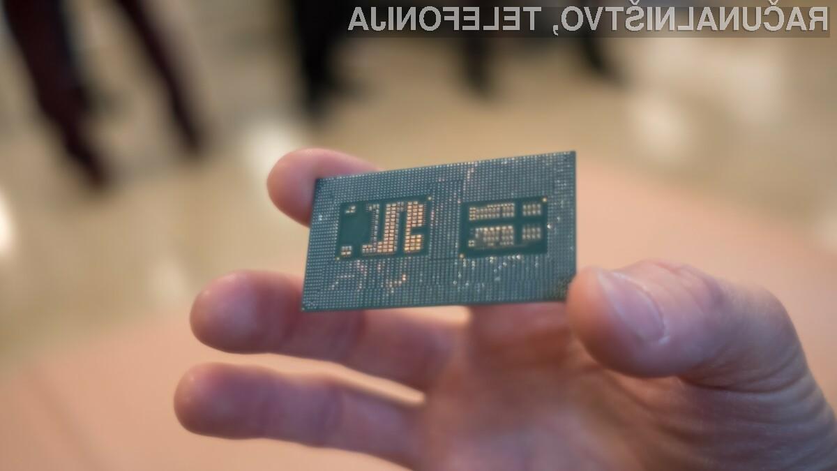 Intel presenetil s kar tremi novimi varčnimi procesorji Amber Lake