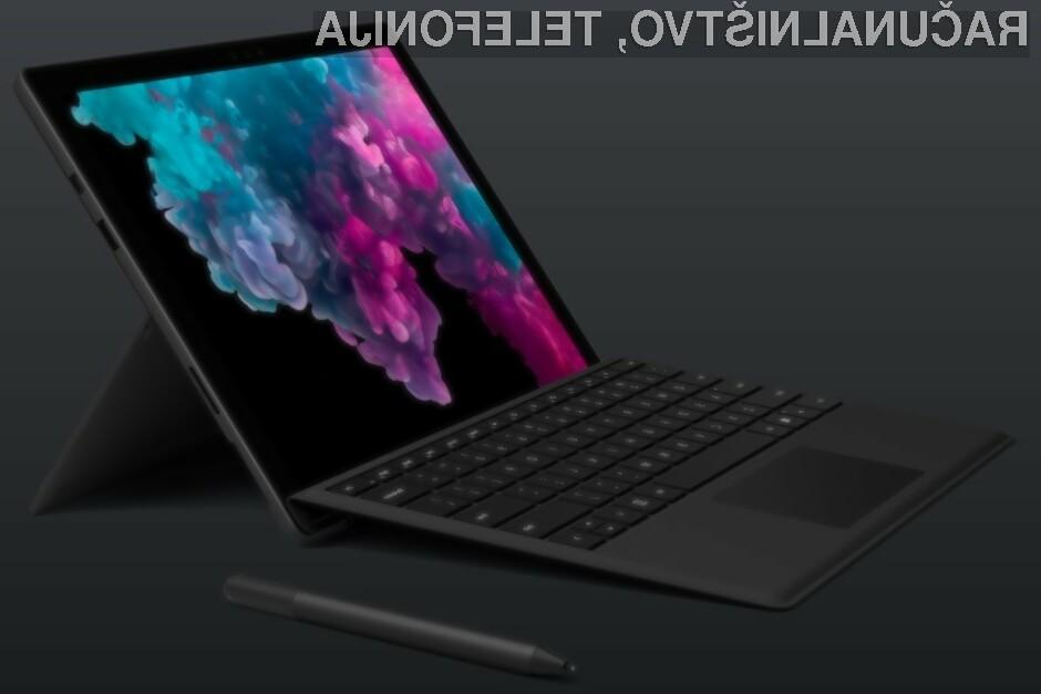 Novi Microsoftov prenosnik Surface vendarle s procesorji Snapdragon?