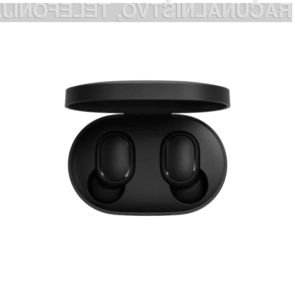 Brezžične slušalke Xiaomi Redmi AirDots nam bodo odlično služile v vseh pogojih in za vse priložnosti.