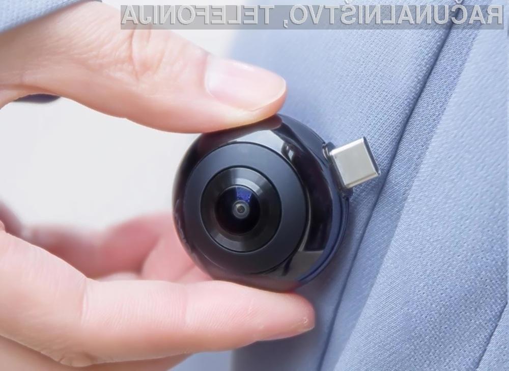 Panoramska spletna kamera Xiaomi MADV Mini je lahko naša že za manj kot 33 evrov.