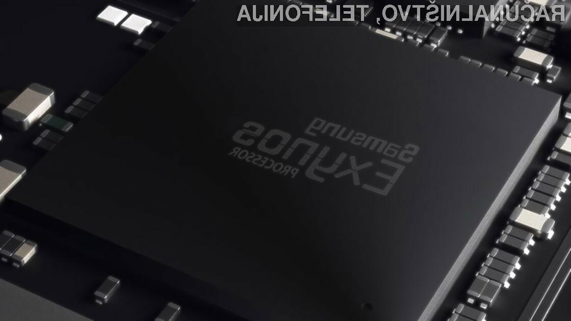 S tem je Samsung naznanil revolucijo v izdelavi procesorjev!