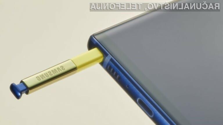Od pametnega mobilnega telefona Samsung Galaxy Note 10 se nedvomno veliko pričakuje.