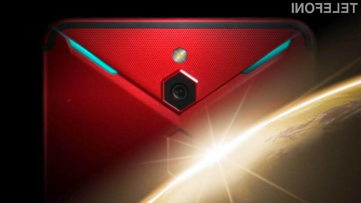 Pametni mobilni telefon Nubia Red Magic 3 bo zlahka opravil s prav vsemi mobilnimi igrami.