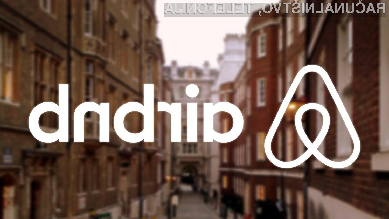 Če uporabljate storitev Airbnb nemudoma zamenjajte geslo!