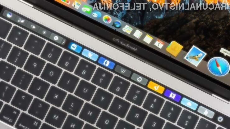 Prenosni računalniki Apple MacBook Pro so bili deležni manjših, a pomembnih posodobitev!