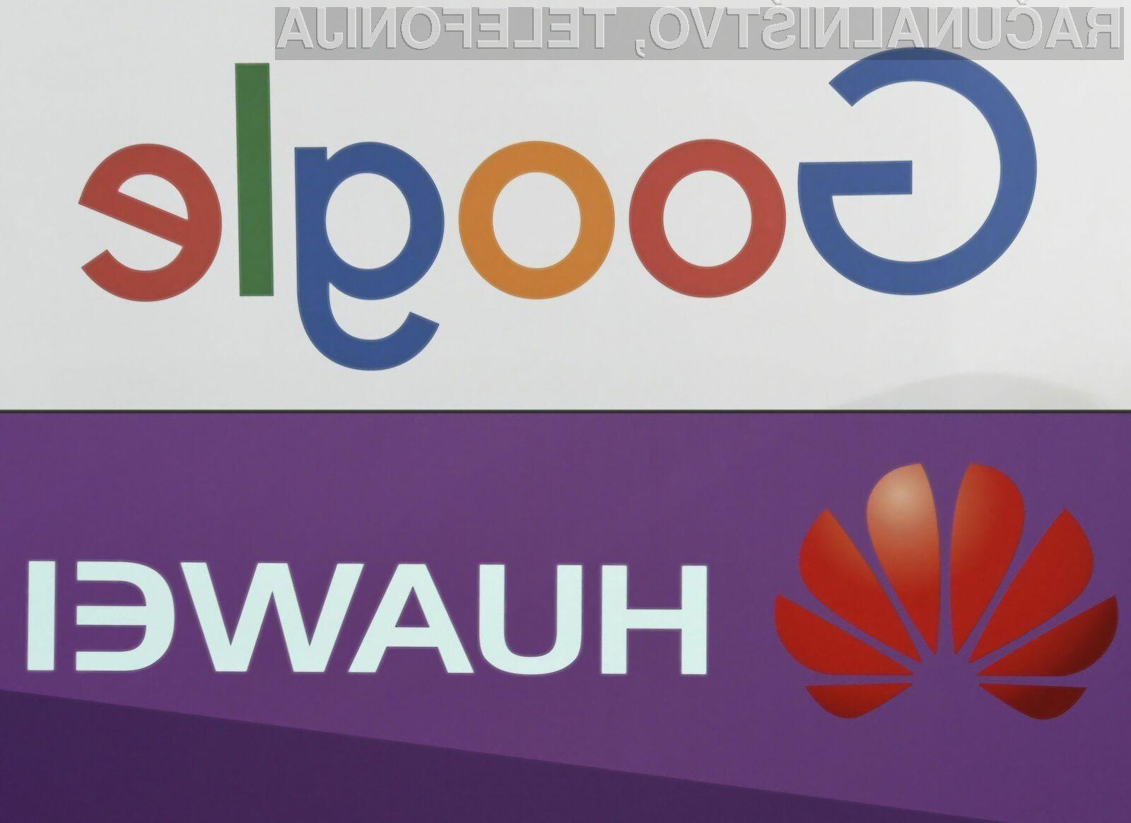 Američani so omilili sankcije za podjetje Huawei za naslednjih 90 dni.