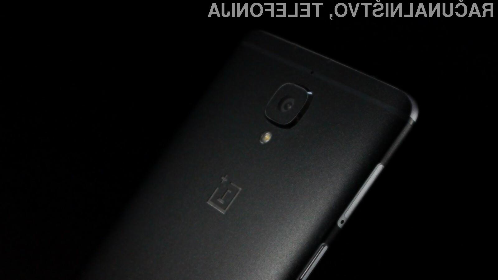 Zastarela telefona OnePlus 3 in OnePlus 3T sta končno prejela posodobitev na novi Android 9.0 Pie.