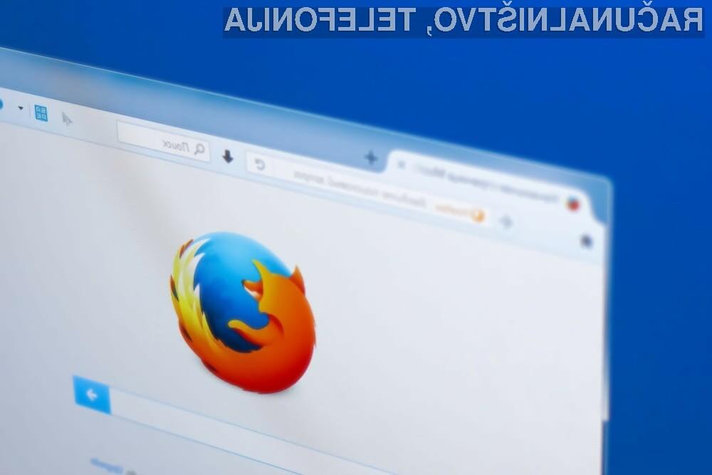 Novi Firefox se nedvomno splača vsaj preizkusiti