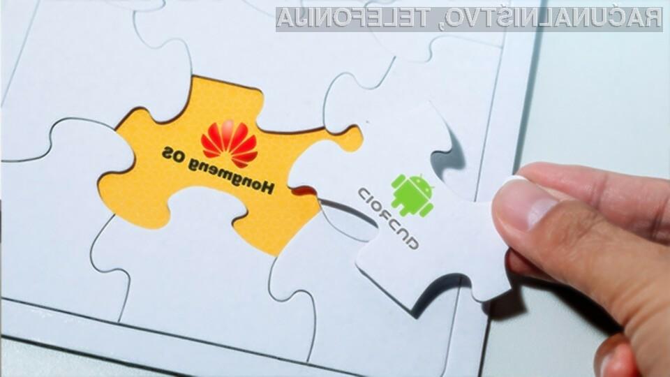 Operacijski sistem Huawei Hongmeng OS bi lahko namestili na bogato paleto naprav.