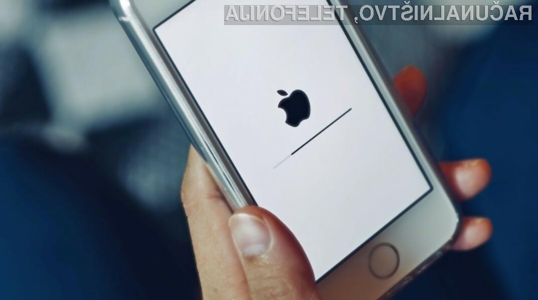 Novi iOS 13 bo prinesel bogato paleto zelo uporabnih novosti a bo na voljo le za novejše Applove mobilne naprave!
