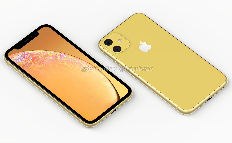 Tudi novi iPhone XR 2019 naj bi bil oblikovno nekaj posebnega.