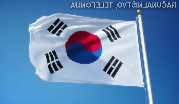 Južna Koreja bo Windows 7 zamenjala za Linux