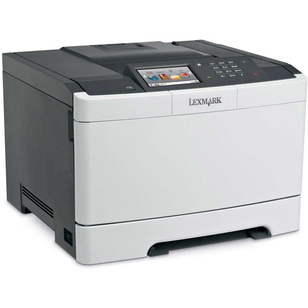Barvni laserski tiskalnik Lexmark CS510de  – IZKLICNA CENA 1 €!